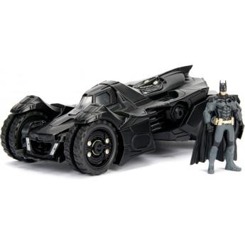 Машинка металлическая Jada Бэтмобиль Рыцарь Аркхема с фигуркой Бэтмена (253215004)