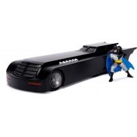 """Машинка металева Jada Бетмобіль з фігуркою з мультсеріалу """"Бетмен"""" (253215007)"""
