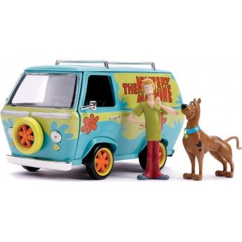 Машинка металлическая Jada Мистический бус с фигурками Скуби-Ду и Шэгги (253255024)