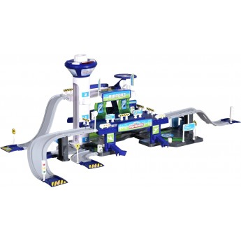 Большой набор Majorette Аэропорт с 5 машинками и аксессуарами (2050018)