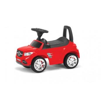 Толокар Numo Toys с багажником красный (NT20011)