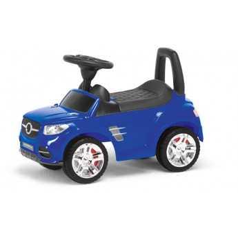 Толокар Numo Toys с багажником синий (NT20012)