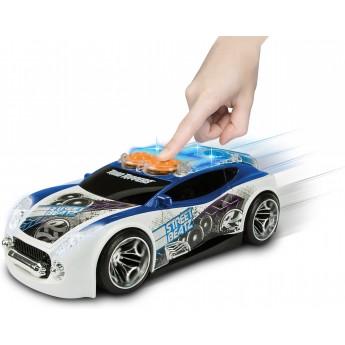 Машинка Road Rippers Blizzard White со световыми и звуковыми эффектами от 3 лет (20042)