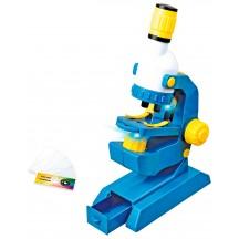 Микроскоп Science Agents 1200x 4 цветных фильтра (44012)