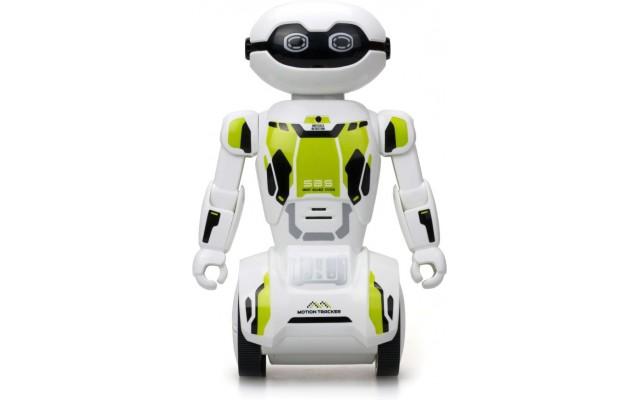 Робот YCOO Macrobot с воспроизведением записей зеленый  (88045)
