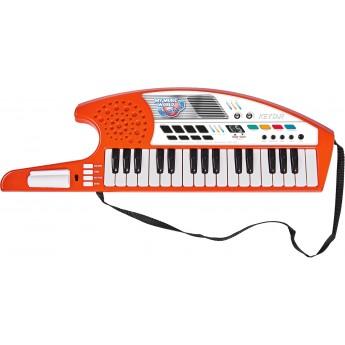 Музыкальный инструмент Simba Клавишная гитара для детей 32 клавиши 54 см (6834252)