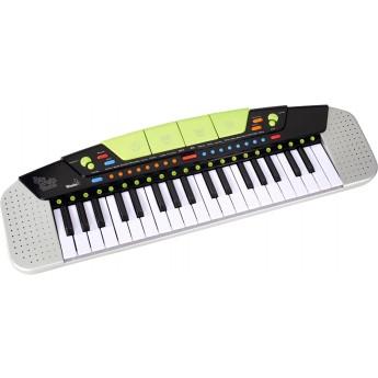 Детский музыкальный инструмент Simba Электросинтезатор Современный стиль с записью мелодий (6835366)