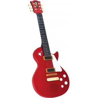 Детская Электронная рок-гитара Simba 56 см 2 вида (6837110)