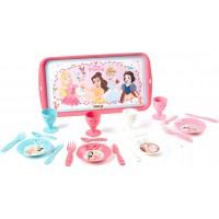 Набір посуду іграшковий Smoby Disney Princess Полудень з підносом 21 предмет (310575)