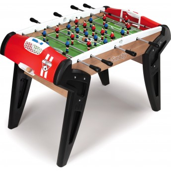 Полупрофессиональный футбольный стол Smoby Toys  N1 Evolution (620302)