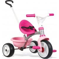 Велосипед Smoby Be Move трехколесный розовый (740327)