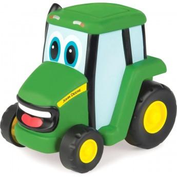Иннерциоання игрушка John Deere Трактор Джонни Tomy 15 см (42925V)