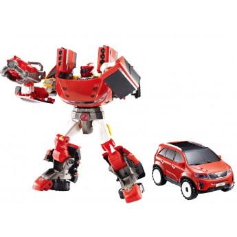 Игрушка-трансформер Tobot S3 Adventure Z 19 см красный Young Toys (301019)