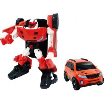 Игрушка-трансформер Tobot S3 мини Z 11 см красный Young Toys (301030)
