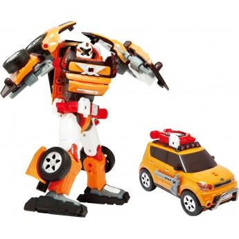 Игрушка-трансформер Tobot S3 Adventure X с инструментами и запасным колесом Young Toys (301031)