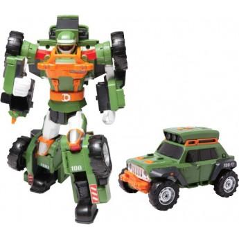Игрушка-трансформер Tobot S4 K со светом и звуком Young Toys (301042)