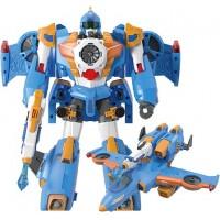 Іграшка-трансформер Tobot S4 MACH W, 3 в 1 винищувач і швидкісна капсула Young Toys (301049)
