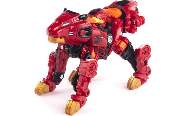 Робот трансформер Metalions Лео 12 см Young Toys (314028)