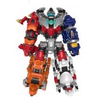 Робот трансформер Metalions мини Инфинити 20 см Young Toys (314041)
