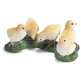 Фигурки Schleich Цыплята (Шляйх)