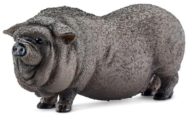 Фигурка Schleich Вислобрюхая свинья (Шляйх)