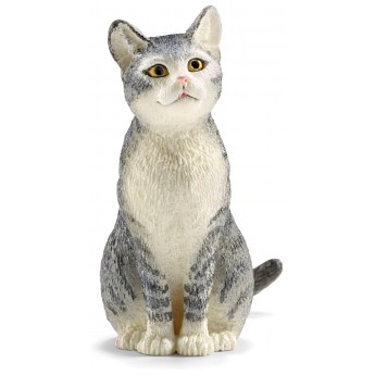 Фігурка Schleich Кіт сидячий (Шляйх)
