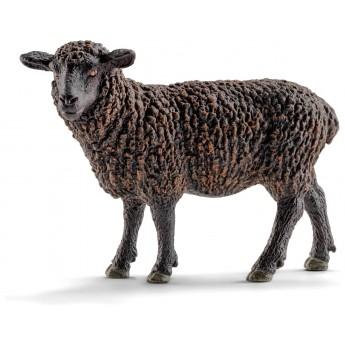 Фигурка Schleich черная Овца (13785)