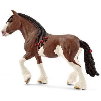 Фігурка Schleich Клейдесдальска кобила (Шляйх)