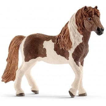 Фігурка Schleich Жеребець ісландського поні (13815)