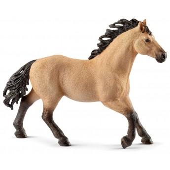 Фигурка Schleich четвертьмильный конь Кватерхорс (13853)