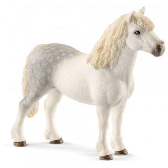 Фигурка Schleich жеребец Уэльский пони (13871)