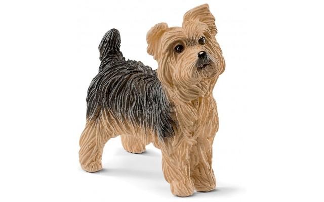 Фигурка Schleich собака Йоркширский терьер (13876)