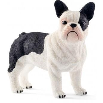 Фигурка Schleich собака Французский бульдог (13877)