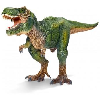 Фигурка Schleich динозавр Тираннозавр Рекс рычащий (Шляйх)