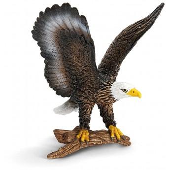 Фигурка Schleich птица Белоголовый орел (Шляйх)
