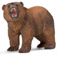Фигурка Schleich Медведь гризли (Шляйх)