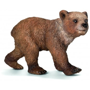 Фигурка Schleich Медвежонок гризли (Шляйх)