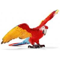 Фигурка Schleich птица Красно-желтый ара (Шляйх)