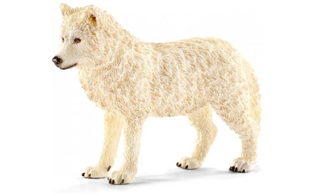Фигурка Schleich Арктический волк (Шляйх)
