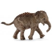 Фигурка Schleich Азиатский слоненок (вид 2) (Шляйх)