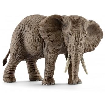 Фигурка Schleich Африканская слониха (вид 2) Шляйх