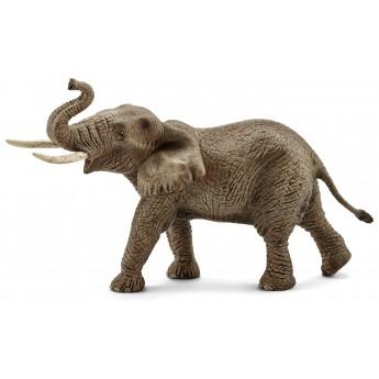 Фігурка Schleich Африканський слон самець (Шляйх)