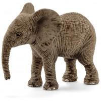 Фигурка Schleich Африканский слоненок (вид 2) (Шляйх)