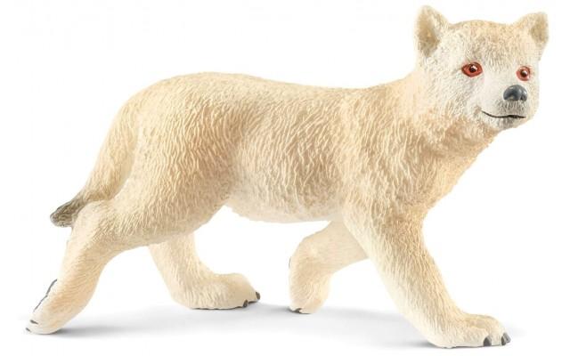 Фигурка Schleich Арктический волчонок (14804)