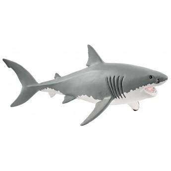 Фигурка Schleich Большая белая акула (14809)