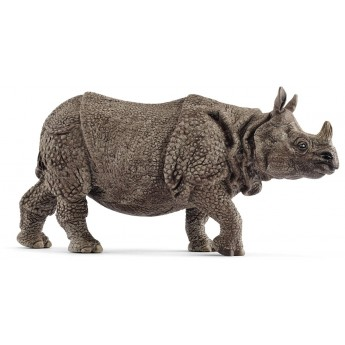 Фигурка Schleich Индийский носорог (14816)