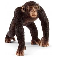 Фигурка Schleich самец Шимпанзе (14817)