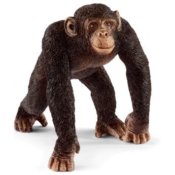 Фігурка Schleich самець Шимпанзе (14817)