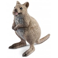 Фигурка Schleich Короткохвостый кенгуру Квокка (14823)