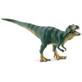 Фигурка Schleich динозавр Тираннозавр Рекс молодая особь (15007)